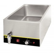 Buffalo L310: Electric Bain Marie with Tap - ONLY £108.88