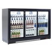 Artikcold ALASKA BBC-133S: 285 Bottle Capacity Pub Beer Fridge - Sliding Doors