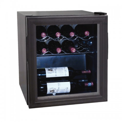 polar ce202 46ltr undercounter wine cooler. Black Bedroom Furniture Sets. Home Design Ideas