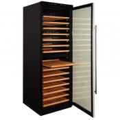 Polar CE218: Dual Zone Upright Wine Cooler - Up to 155 Bottles