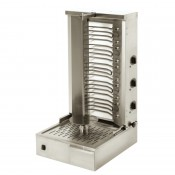 Code GD351: Roller Grill Gyros Kebab Grill - 7.2kW Electric Model