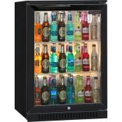 Blizzard BAR1: High Performance 130 bottle capacity pub beer fridge  - ECA Approved