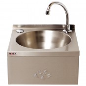 Basix CC260: Knee operated hand wash sink