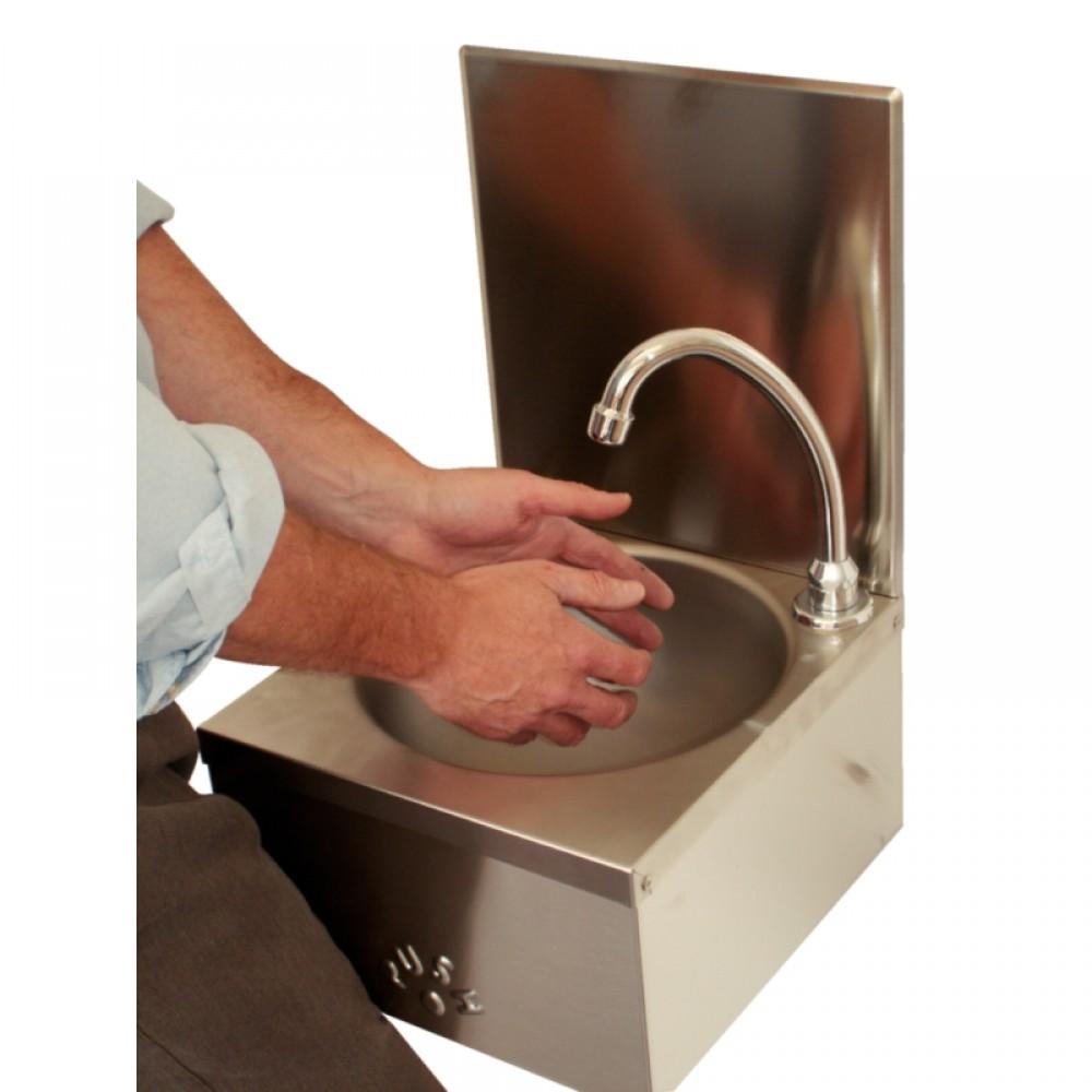 Basix Cc260 Knee Operated Hand Wash Sink