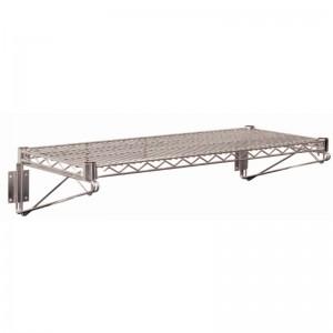 Vogue U202: Wire Wall Shelf - 1220mm