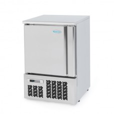 Infrico ESC150: Glass Froster with solid door