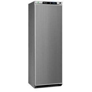 Blizzard Blue Line L400SS: LOW-ENERGY 380ltr Stainless Steel Caterers Freezer - Medium Duty