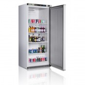 Blizzard Blue Line H600WH: Energy Efficient 590Ltr Commercial Refrigerator - White