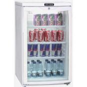 Blizzard BC105: Undercounter - Countertop Glass Door Display Cooler