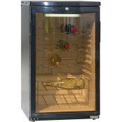 Blizzard WINE105: Wine Glass Door Wine Cooler