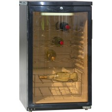 Blizzard WINE105: Wine Glass Door Wine Cooler