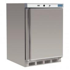 Polar CD081: Stainless Steel Undercounter Service Freezer