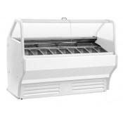 Igloo Gelatti 1000: Soft Scoop Ice Cream Display - 8 Pans