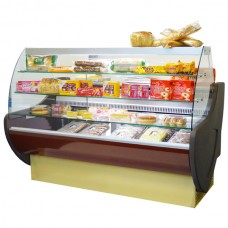 Blizzard Omega P125: Patisserie Serve Over Counter