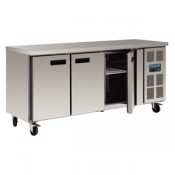 Commercial Food-Prep Counter Chillers