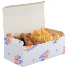 CF582 Fast Food Boxes