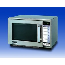 Sharp R24AT: 1900W programmable Commercial Microwave Oven - Heavy Duty