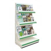 Magazine Shelving Units
